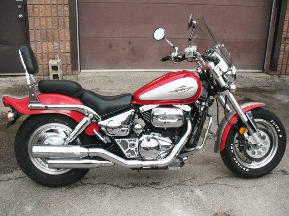 2002 suzuki marauder 800 manual
