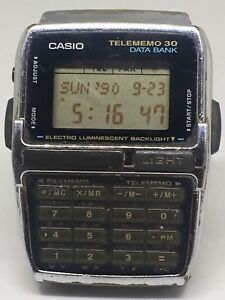 casio telememo 30 data bank manual