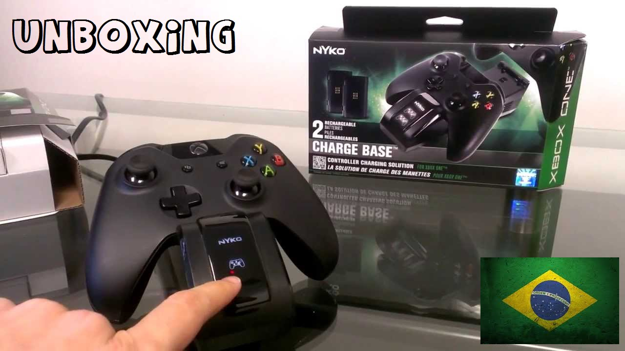 nyko xbox one charger manual