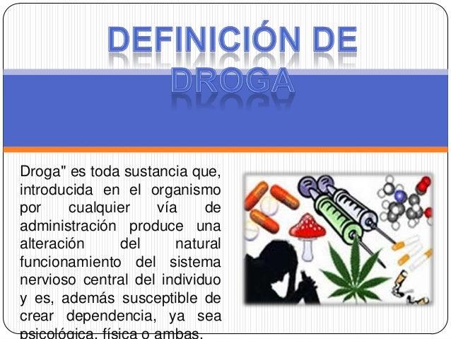 Consumo de drogas en adolescentes pdf