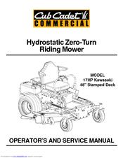 cub cadet kawasaki engine manual