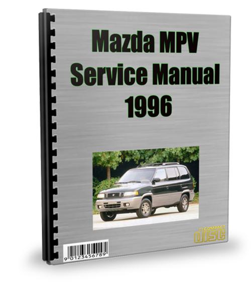 Mazda mpv repair manual pdf