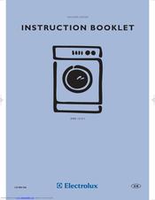 electrolux aqualux 1850w user manual