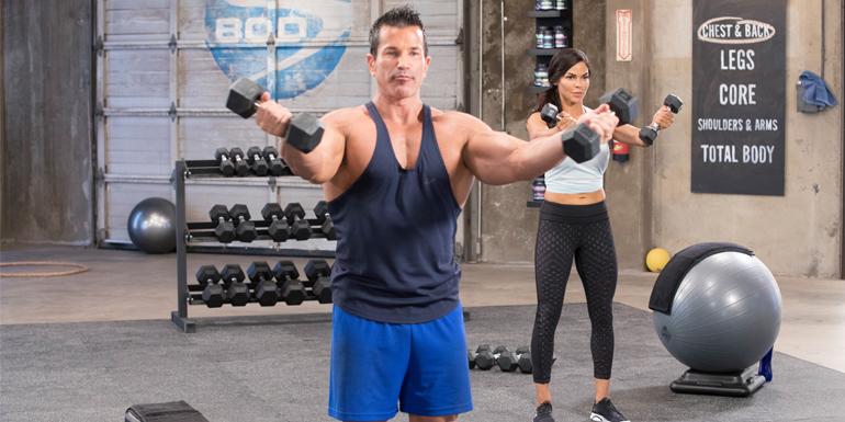 elite body trainer 7007 manual