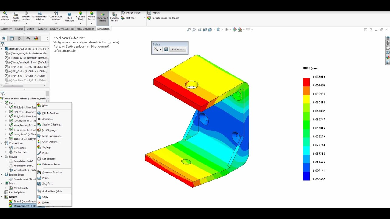 Engineering analysis with solidworks simulation 2016 pdf