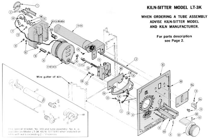 Evenheat kiln model lt 3k manual