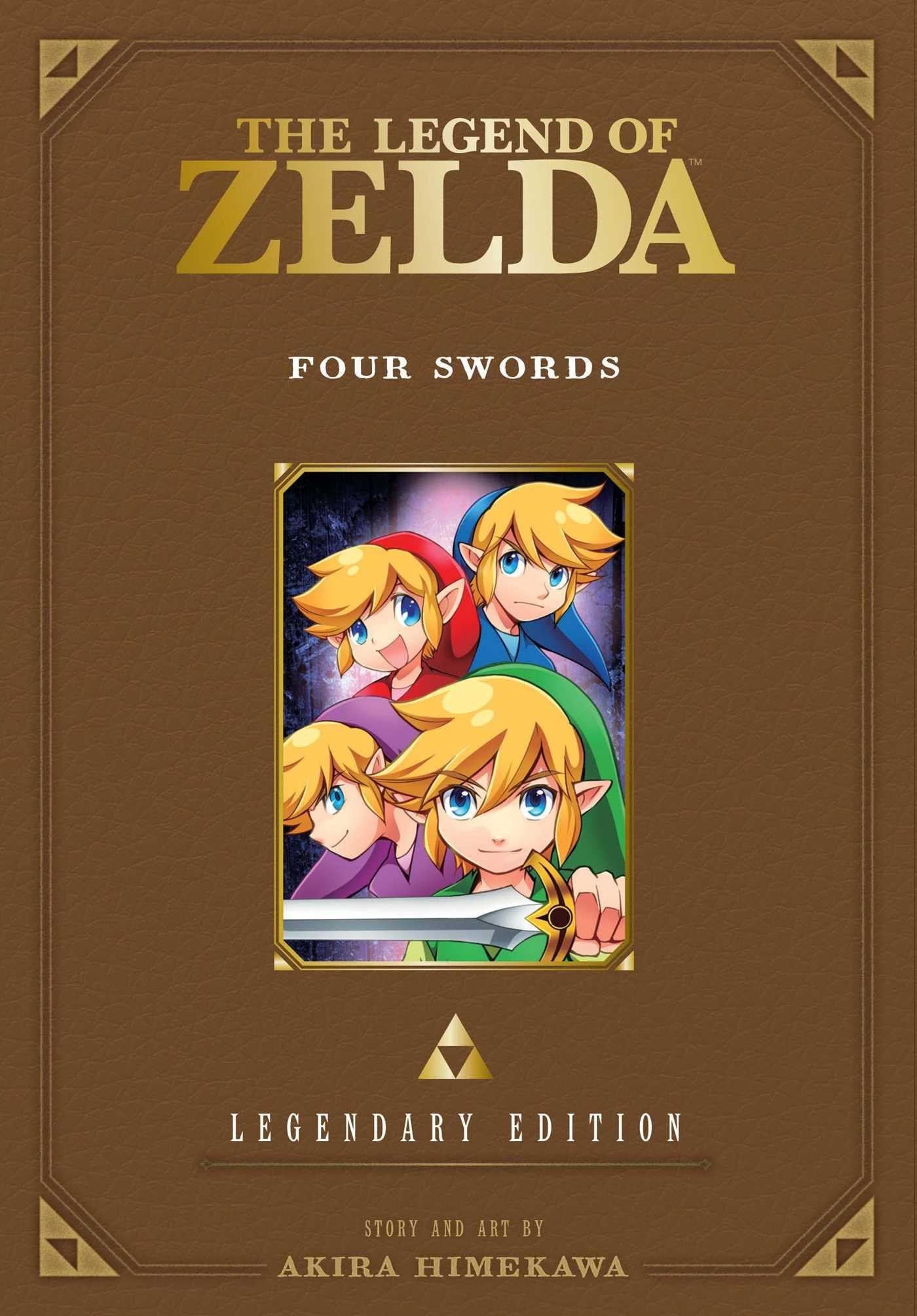 Legend of zelda minish cap manga pdf