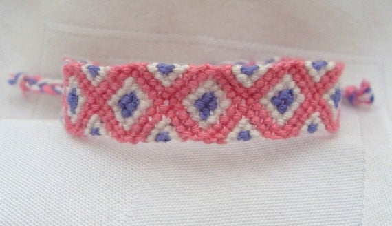 floss bracelet patterns and instructions