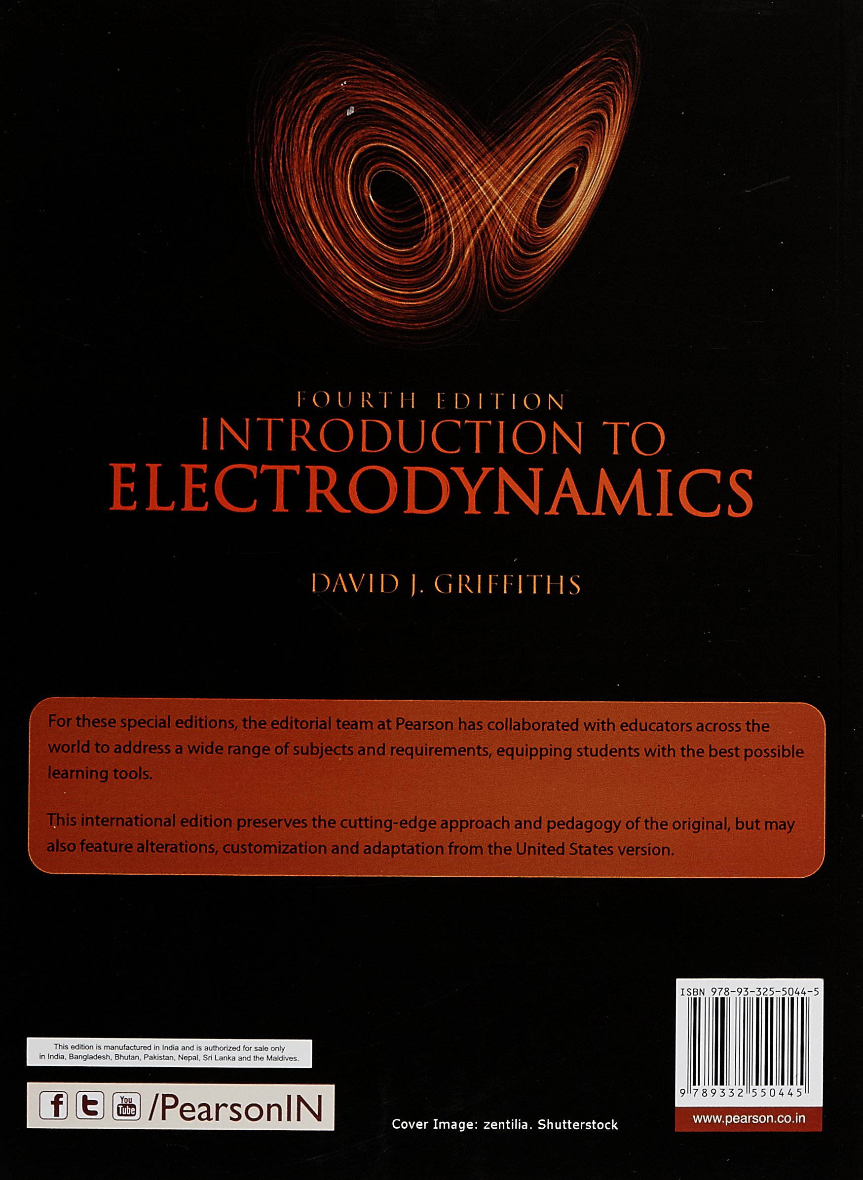 Griffiths electrodynamics 4th edition pdf