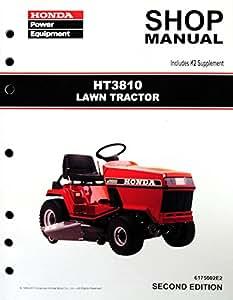 Honda lawn mower repair manual free