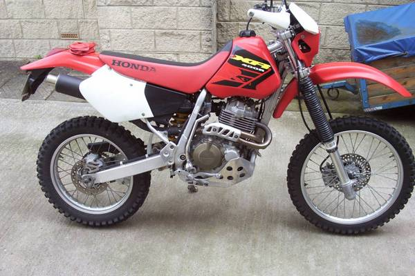 honda xr400 motard service manual