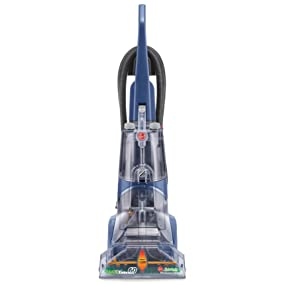 Hoover spinscrub carpet cleaner manual
