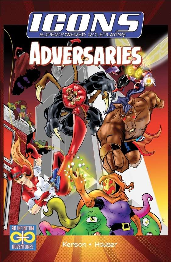 Icons superpowered roleplaying the assembled edition pdf free
