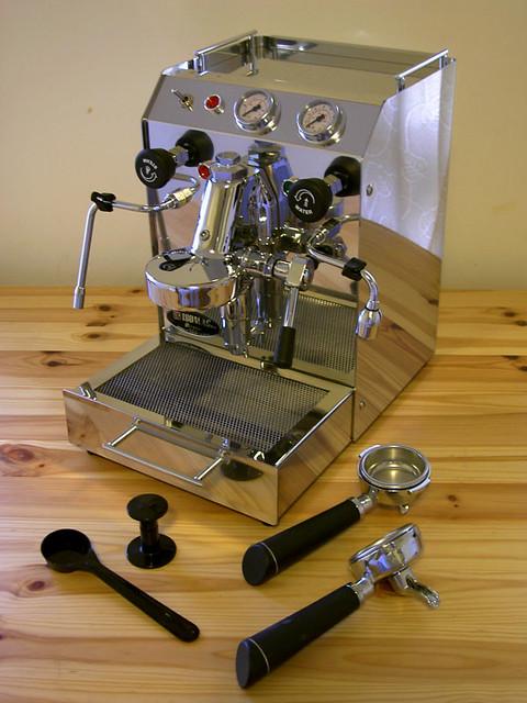 isomac espresso machine instructions