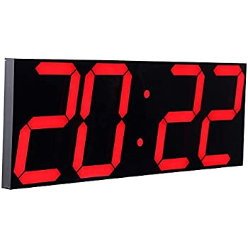 Ivation digital clock manual how to change day