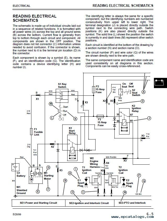 john deere 325 parts manual