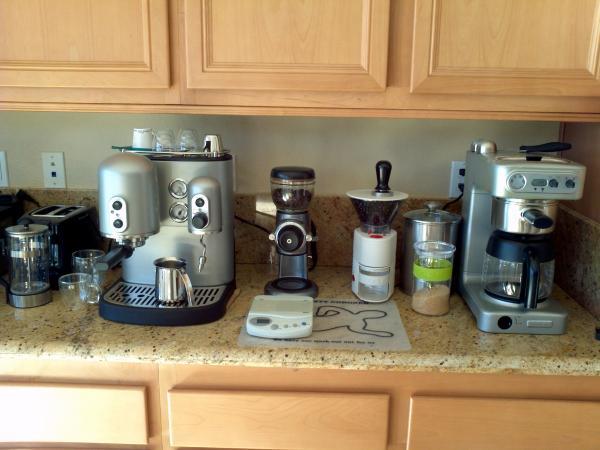 Kitchenaid pro line espresso machine manual