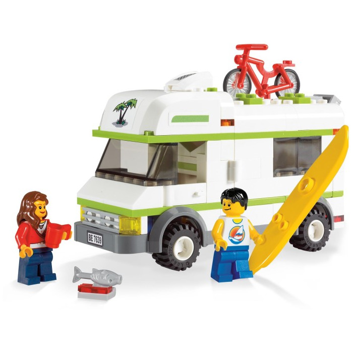 lego rv instructions 7639