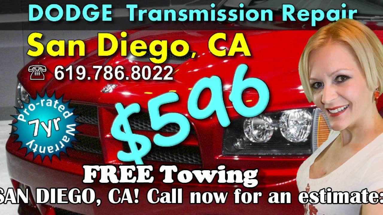 manual transmission repair san diego