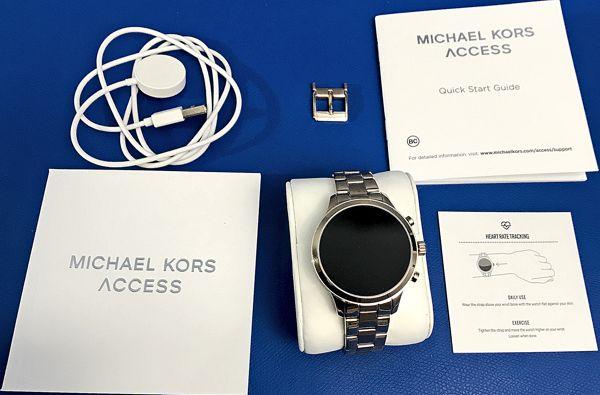 michael kors access instructions