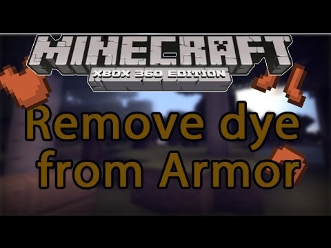 Minecraft xbox 360 how to get rid of water