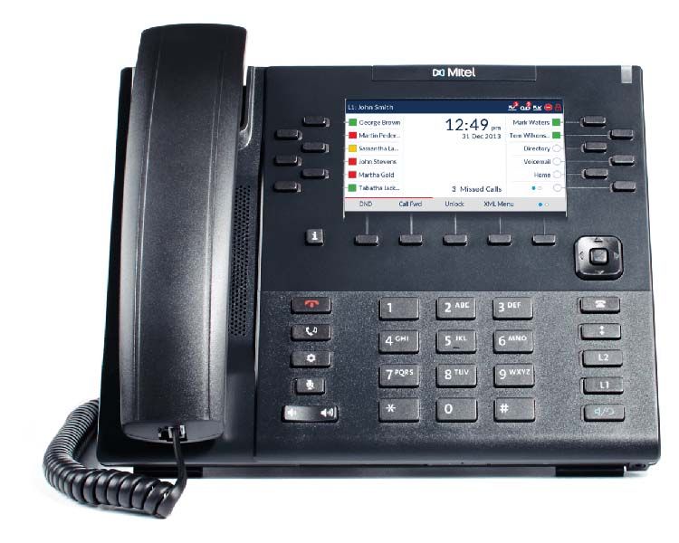 mitel wireless phone instructions