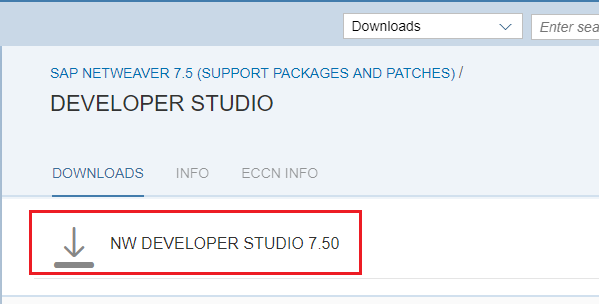 Nwds 7.5 installation guide