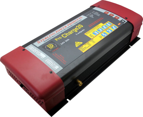 oz charge 30 amp battery charger instructions