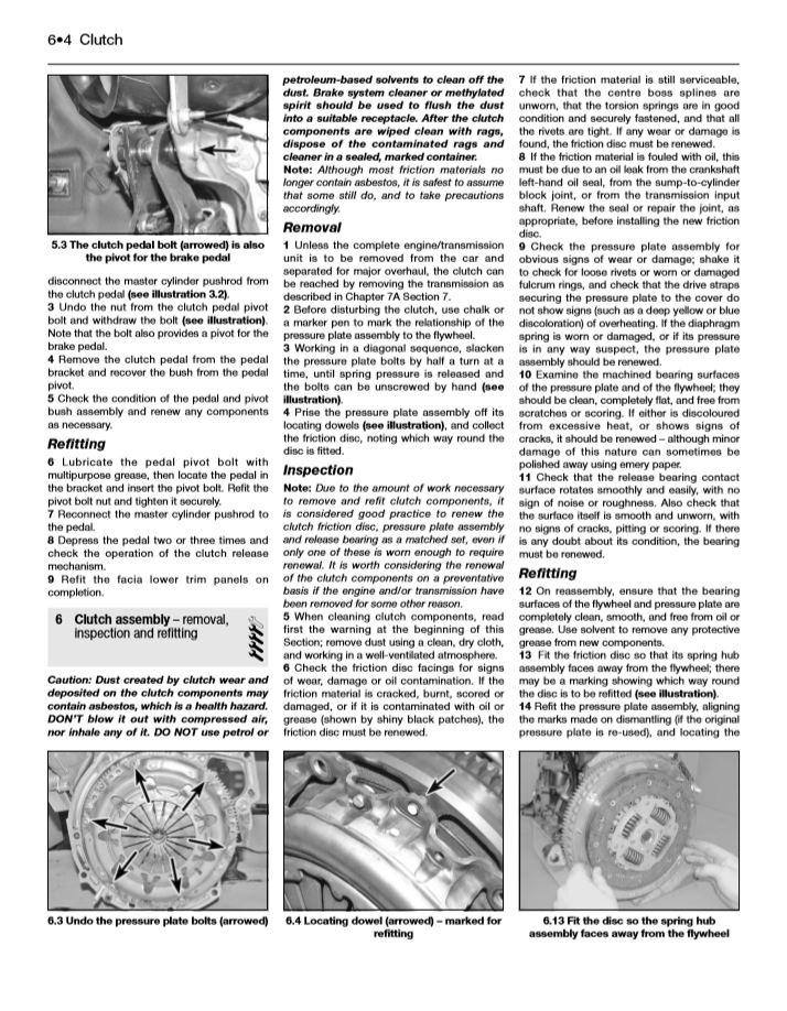peugeot 207 workshop manual pdf