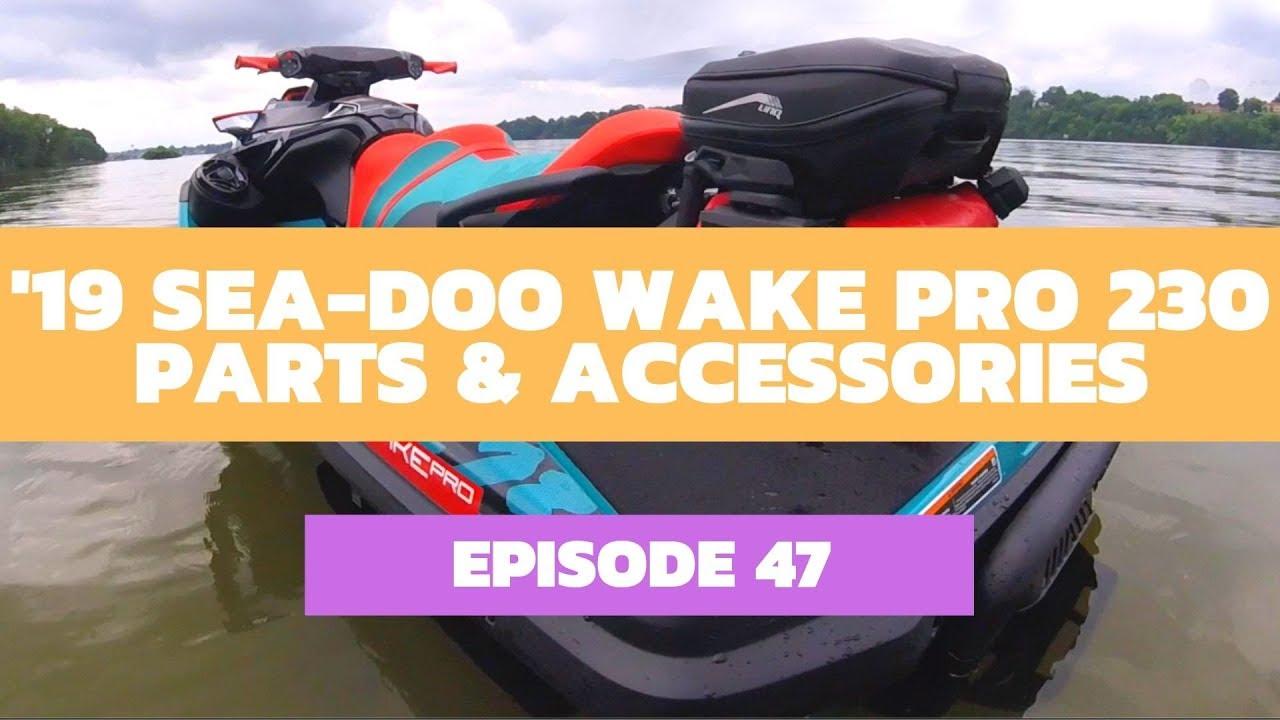 Sea doo wake 230 manually