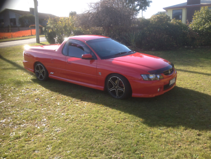 ss ute manual for sale
