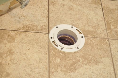 toilet flange installation instructions