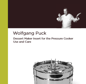 Wolfgang puck slow cooker manual