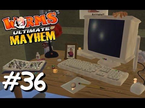 Worms ultimate mayhem trophy guide
