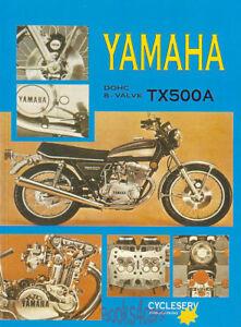 yamaha tx 300 service manual